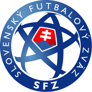 Slovenský futbalový zväz logo