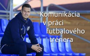 Komunikácia v práci futbalového trénera